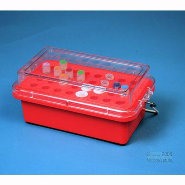 Stojánek s gelem pro udržení teploty kolem 0 °C (Isotherm Mini Cooler )