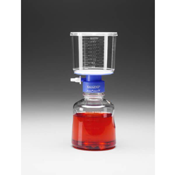 Kompletní filtrační jednotky s PES membránou, sterilní