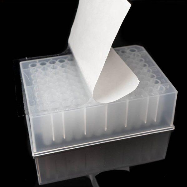 Krycí fólie k destičkám PCR